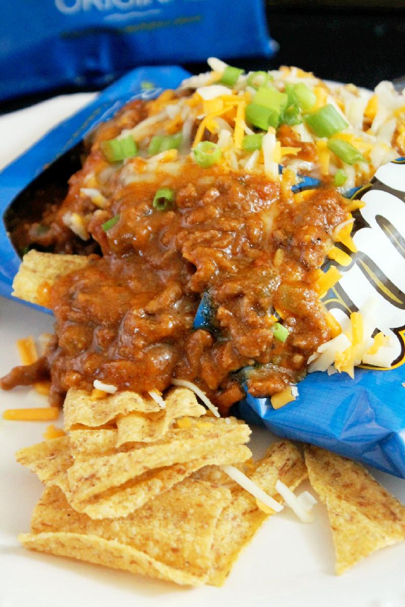 Sun Chips Chili Pie-Creole Contessa