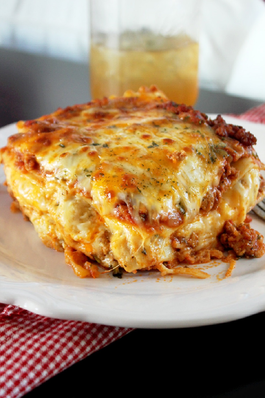ve decided to cook my delicious Cajun Lasagna that's not only ...