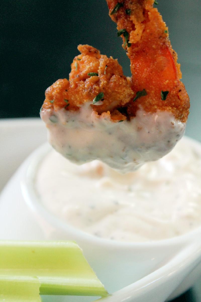 Copycat Hooters Buffalo Shrimp-Creole Contessa