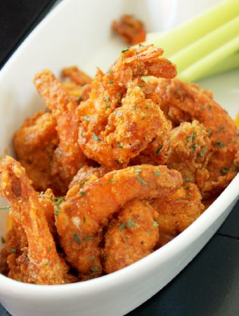 Copycat Hooters Buffalo Shrimp