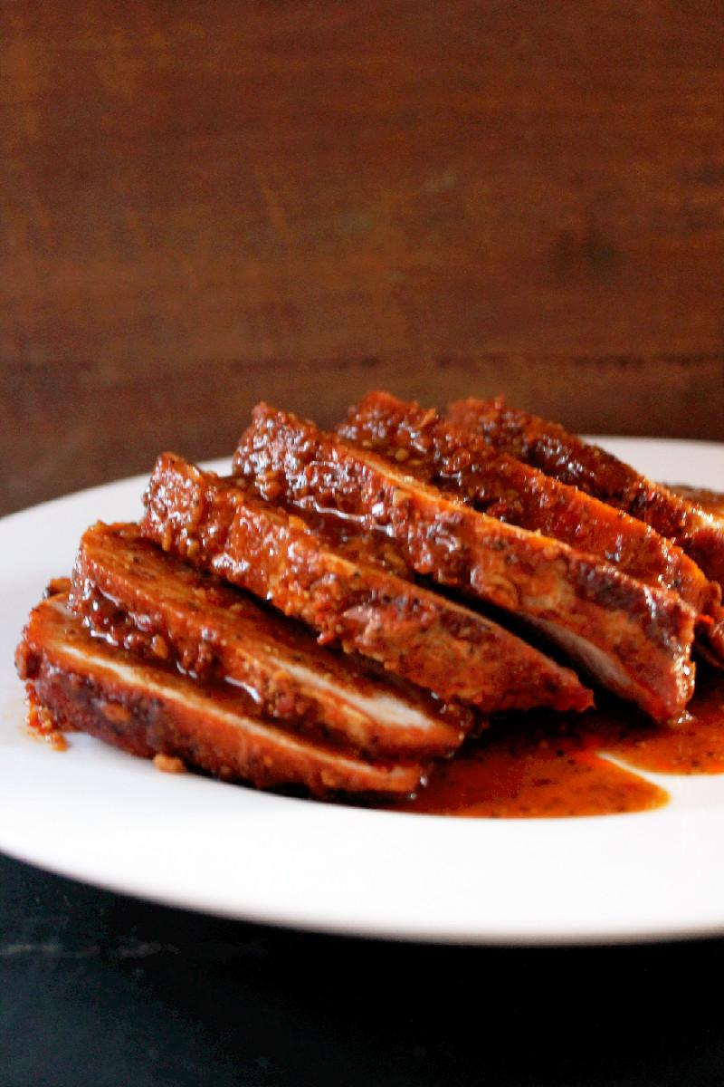 Asian Pork Tenderloin-Creole Contessa