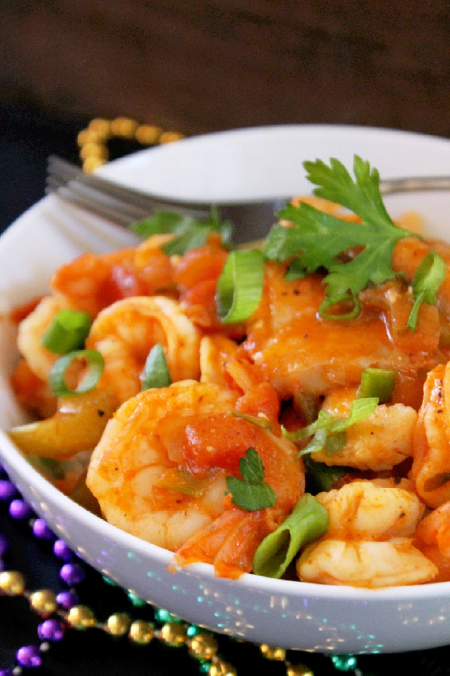 Cajun Shrimp Coubion with Fish-Creole Contessa
