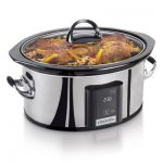 Crock Pot Digital Slow Cooker
