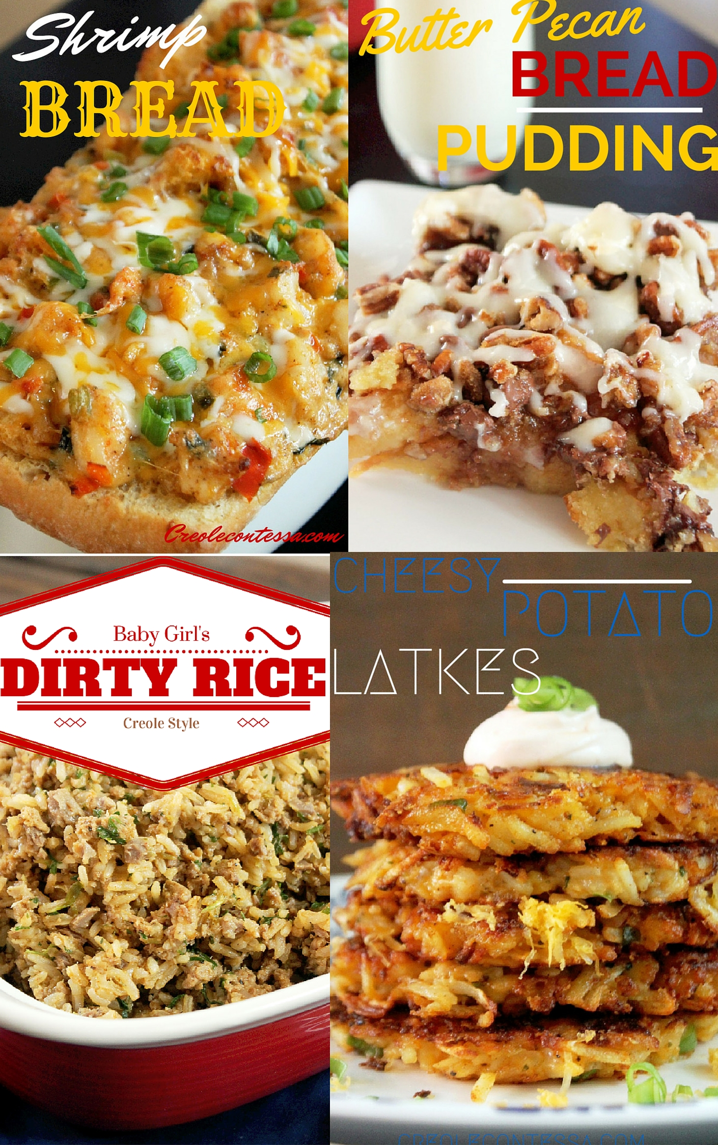 Top Recipes 2014-Creole Contessa