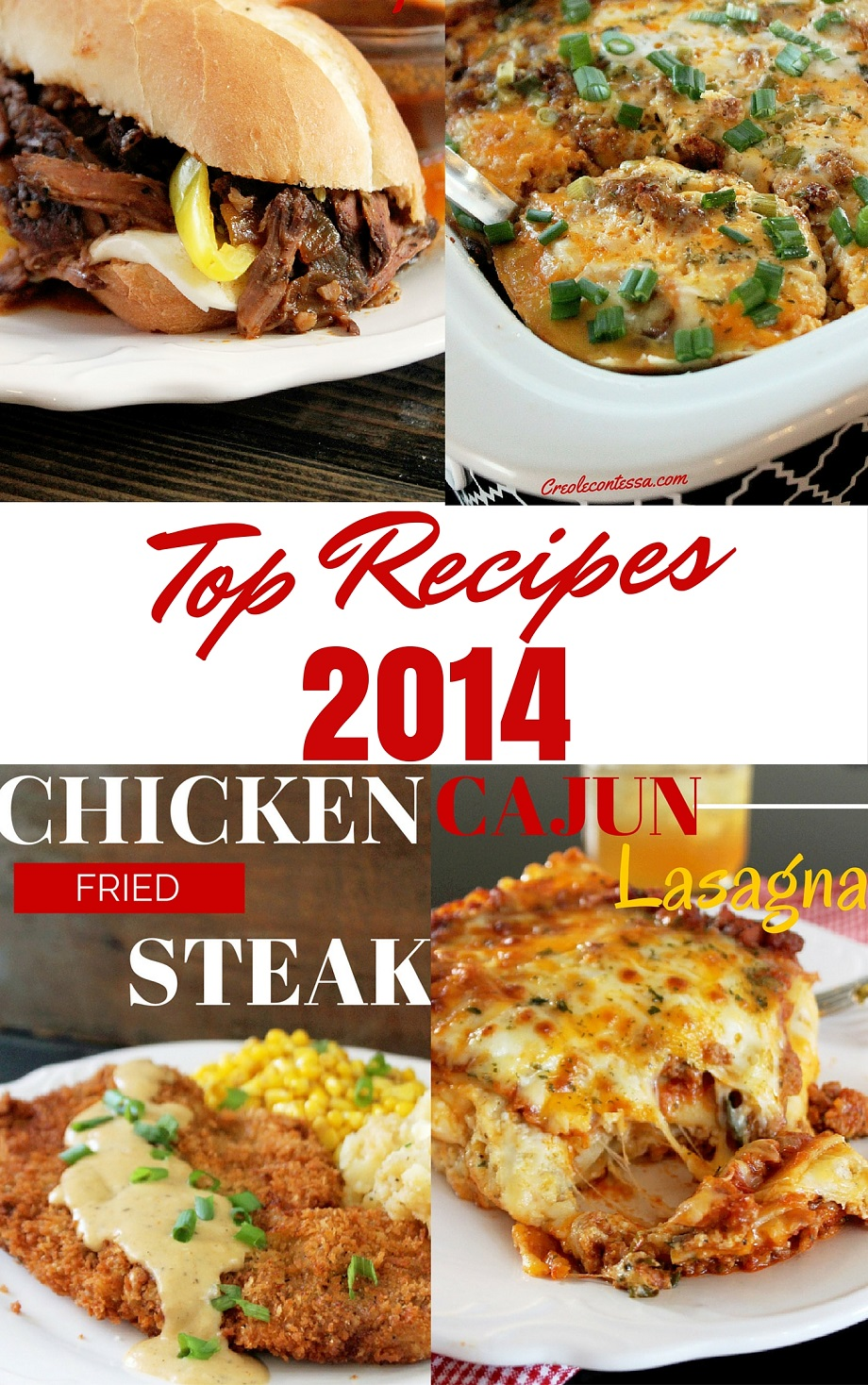 Top Recipes 2014-Creole Contessa