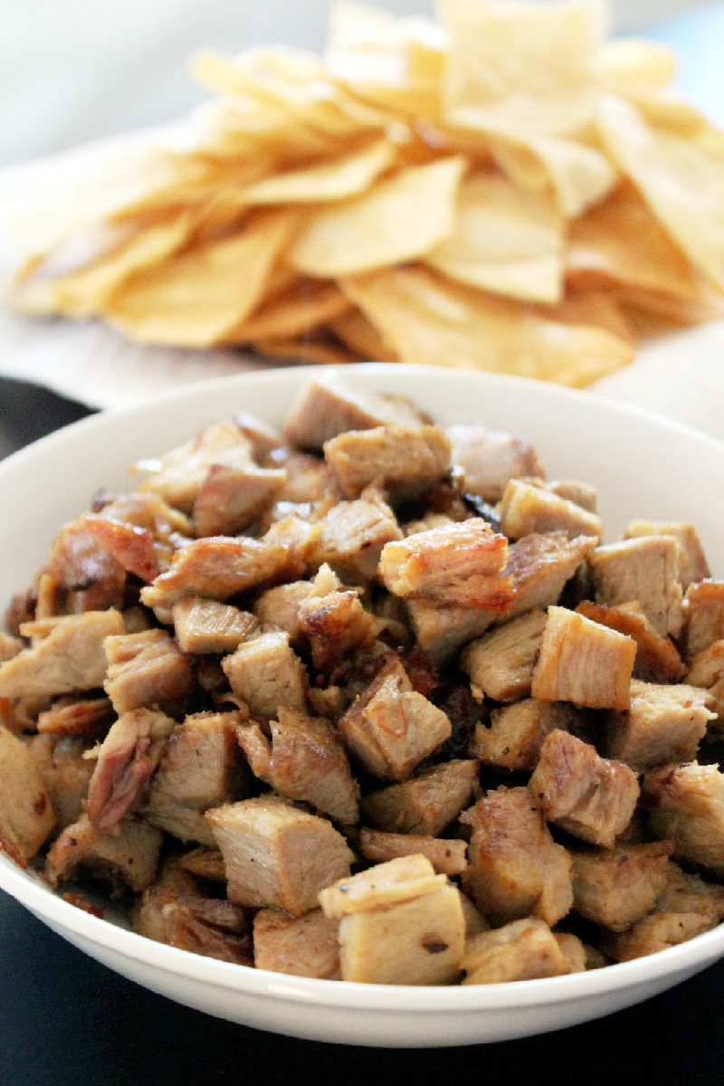 Smoked Pork Nachos-Creole Contessa