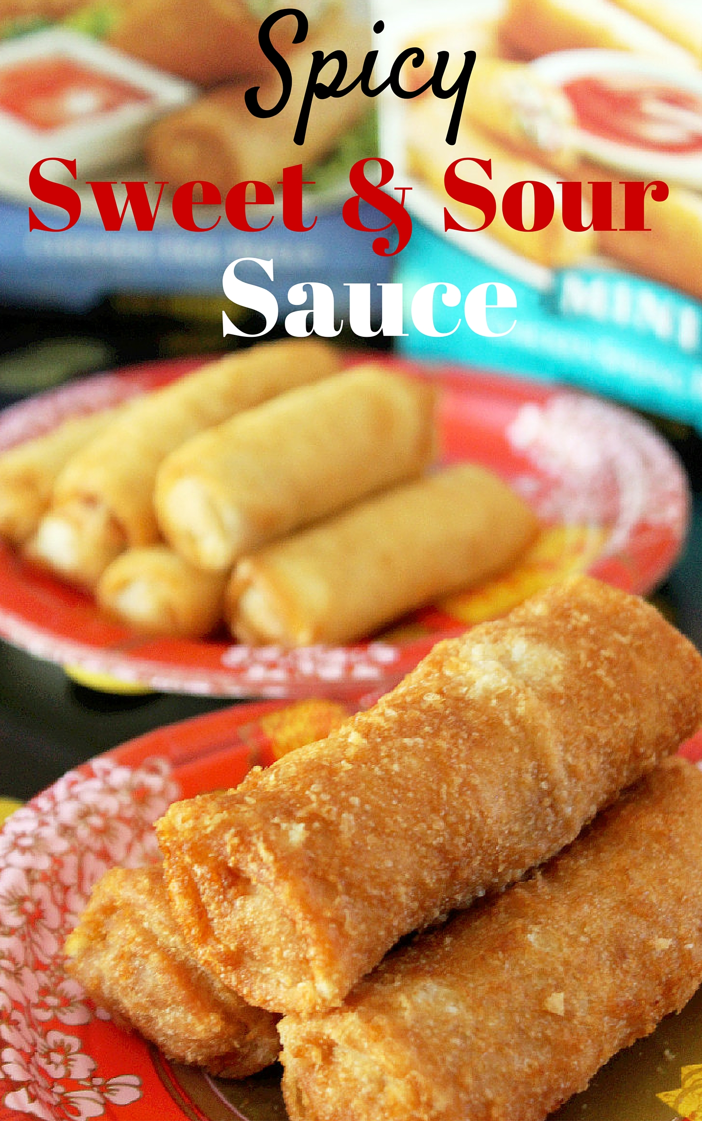 Spicy Sweet and Sour Sauce Celebrating Chinese New Year with Tai Pei®-Creole Contessa