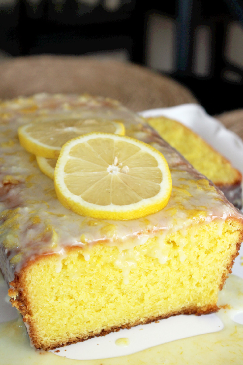 Starbuck lemon cake recipe