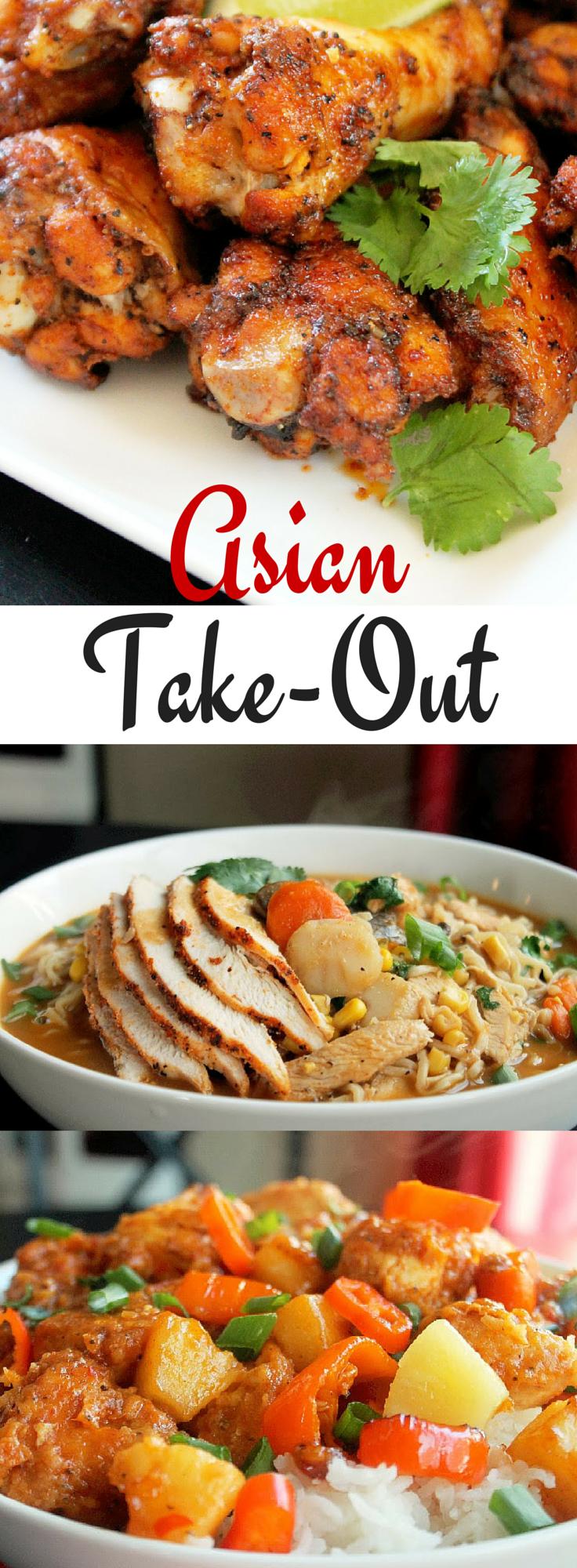 Asian Take Out-Creole Contessa