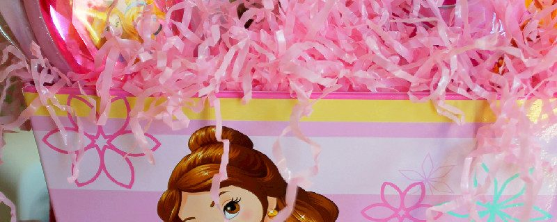 Disney Princess Easter Basket -Creole Contessa