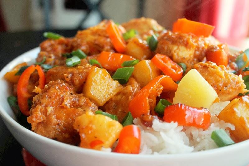 Panda Express Sweet Fire Chicken Copycat-Creole Contessaat-252813-2529