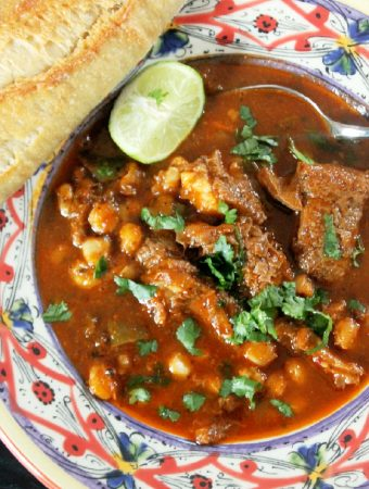 Hot and Spicy Menudo-Creole Contessa