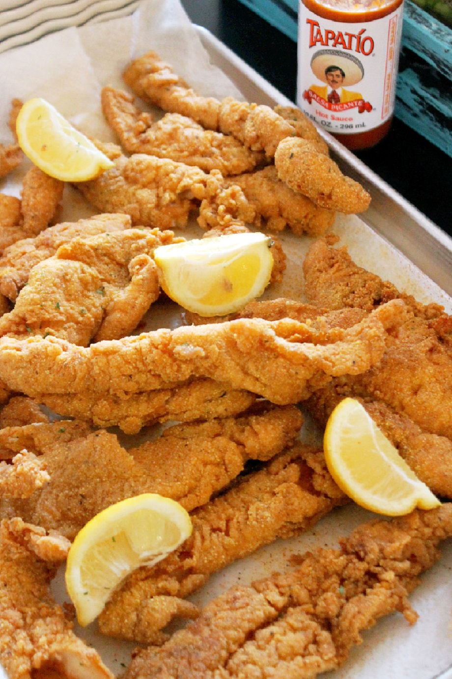 Southern Fish Fry by Creole Contessa @FoodBlogs
