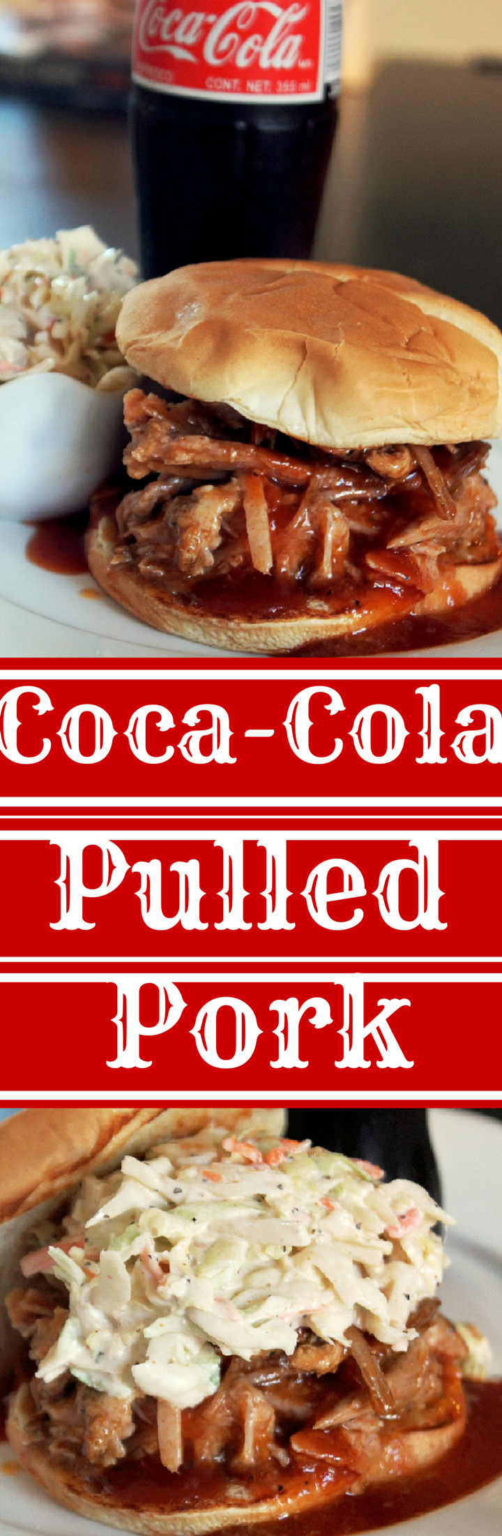 Pull pork recipe with coke