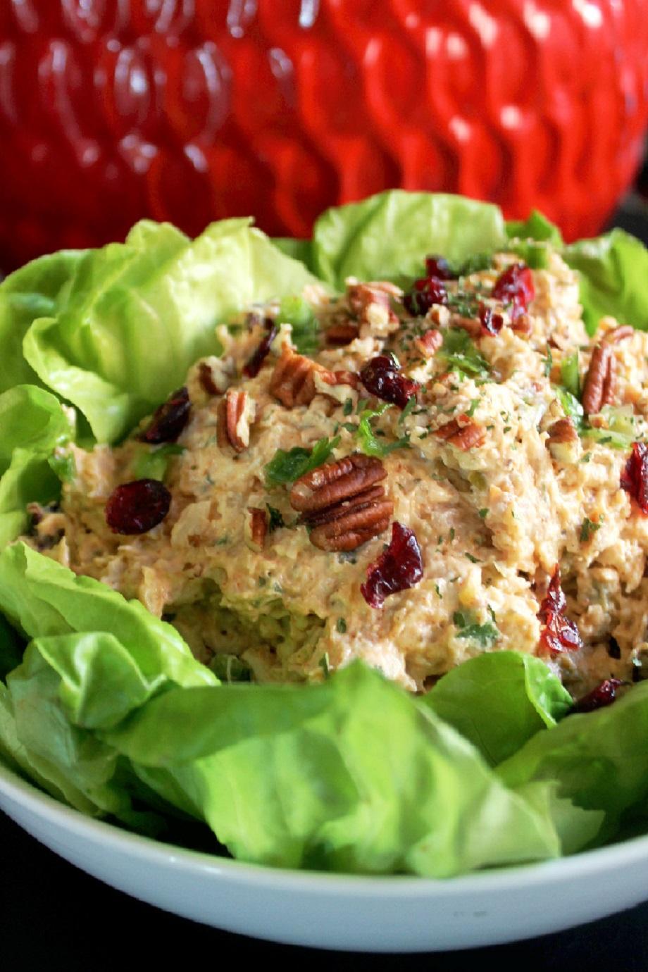 Chicken Salad Recipe Pecans
