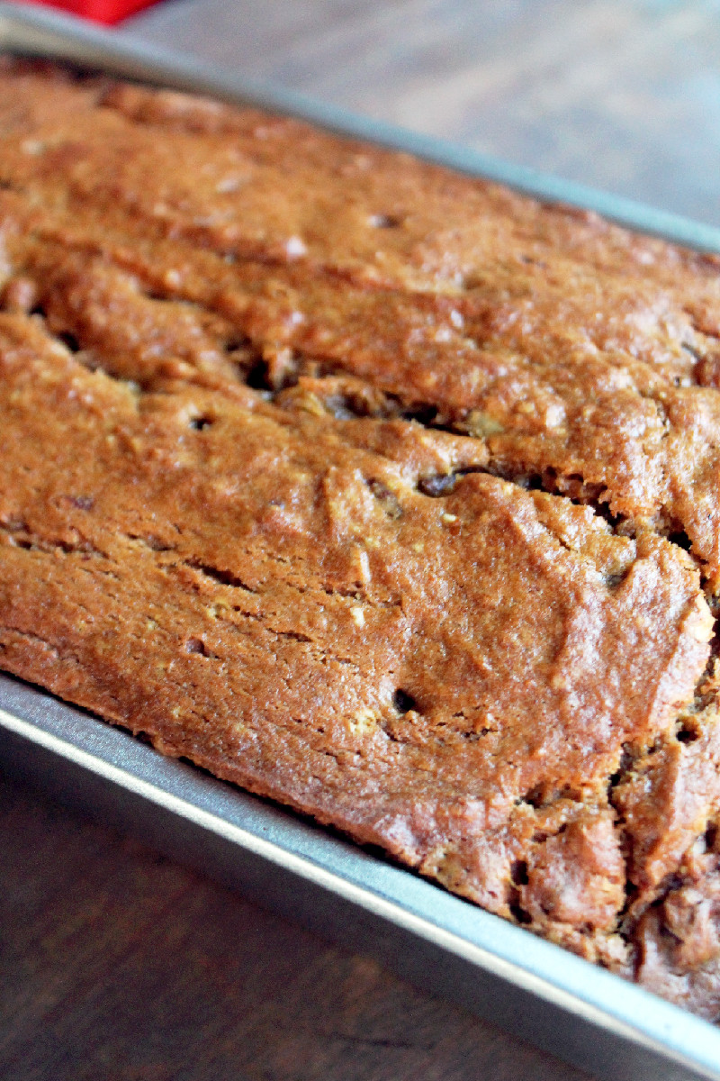 Pumpkin Pie Pecan Bread-Creole Contessa