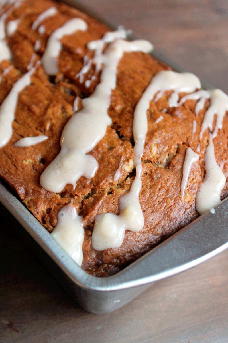 Pumpkin Pie Pecan Bread-Creole Contessa