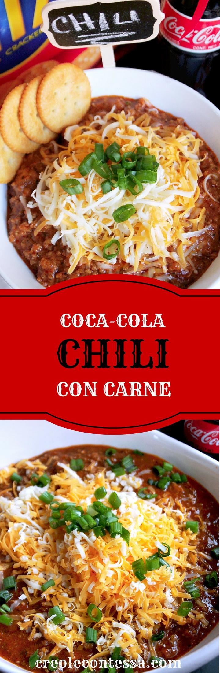 Coca-Cola Chili Con Carne-Creole Contessa