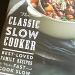 Crock-Pot® Slow Cooker and Cookbook Giveaway