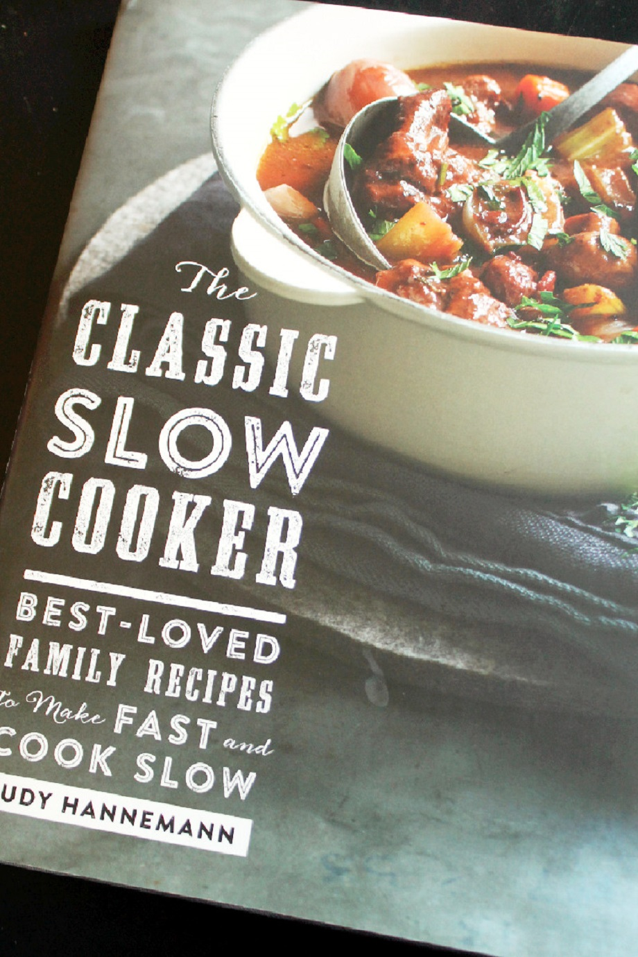 Crock-Pot® Slow Cooker and Cookbook Giveaway-Creole Contessa