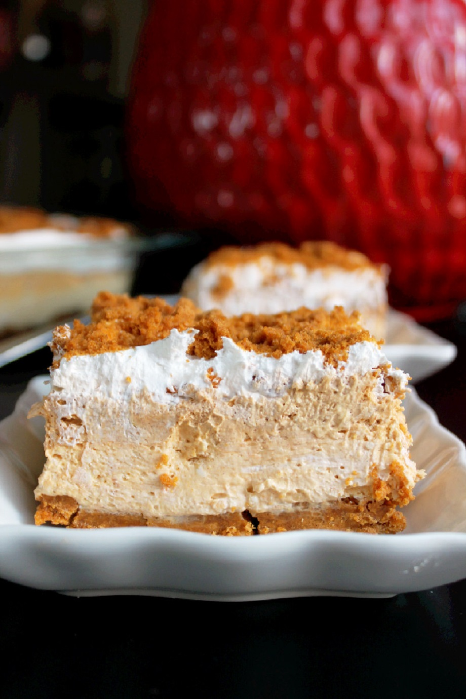 No Bake Pumpkin Cheesecake | Sweet Pumpkin Recipes | Homemade Recipes