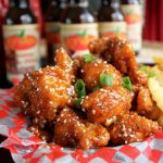 Orange Chicken Nuggets