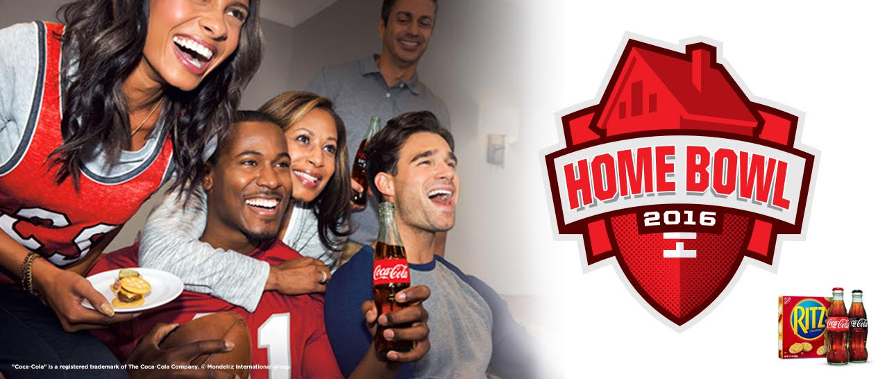 Coca-Cola & NABISCO Home Bowl Pinterest Contest