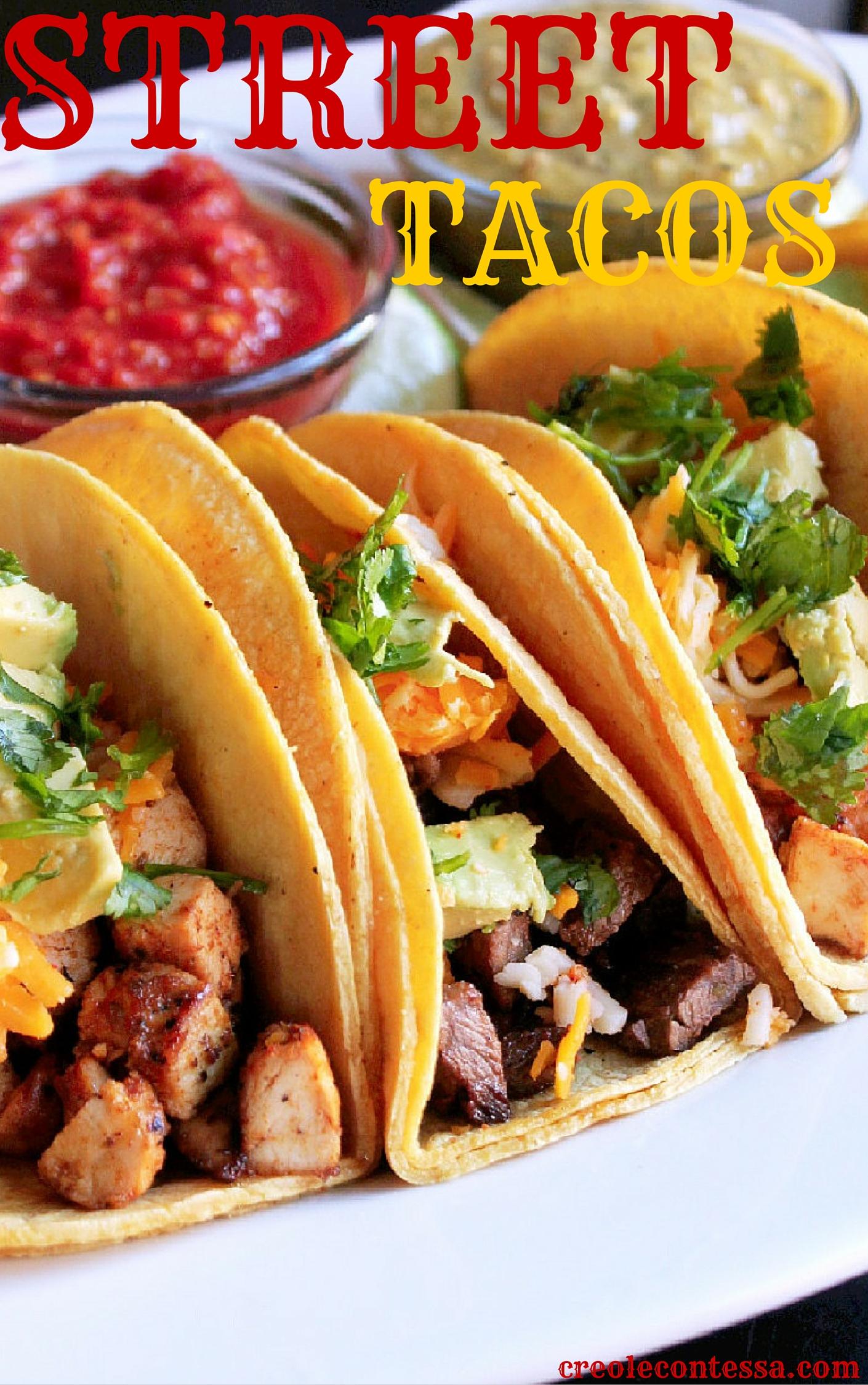 Street Tacos-Creole Contessa