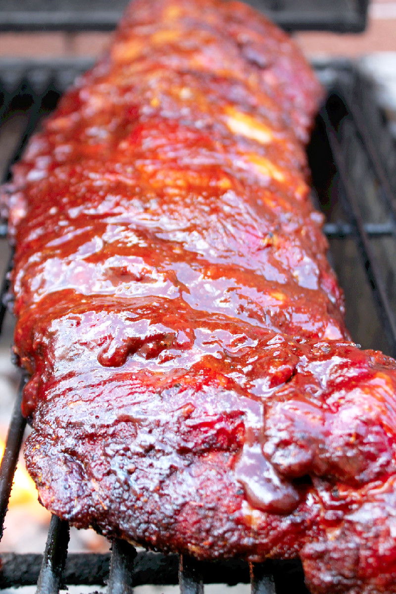 Grilled Mexican Ribs-Creole Contessa
