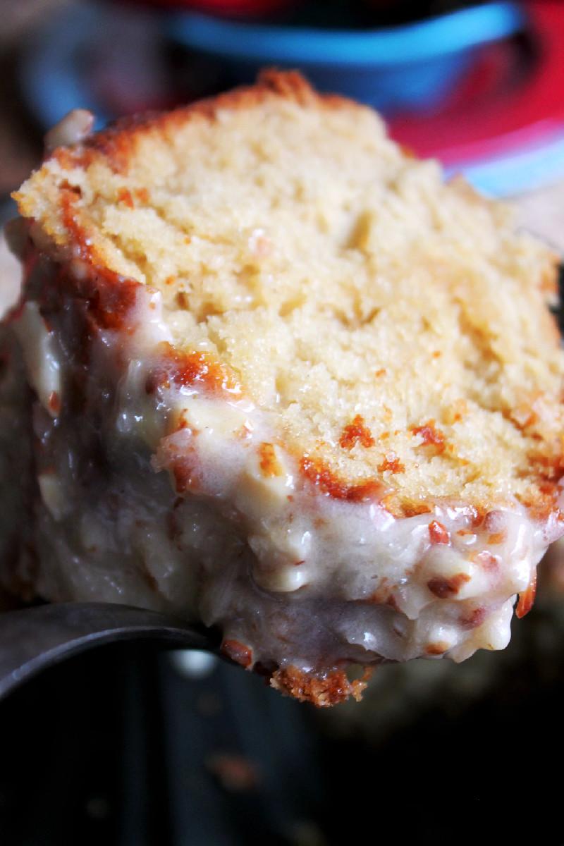 Kentucky Butter Crunch Cake Recipe