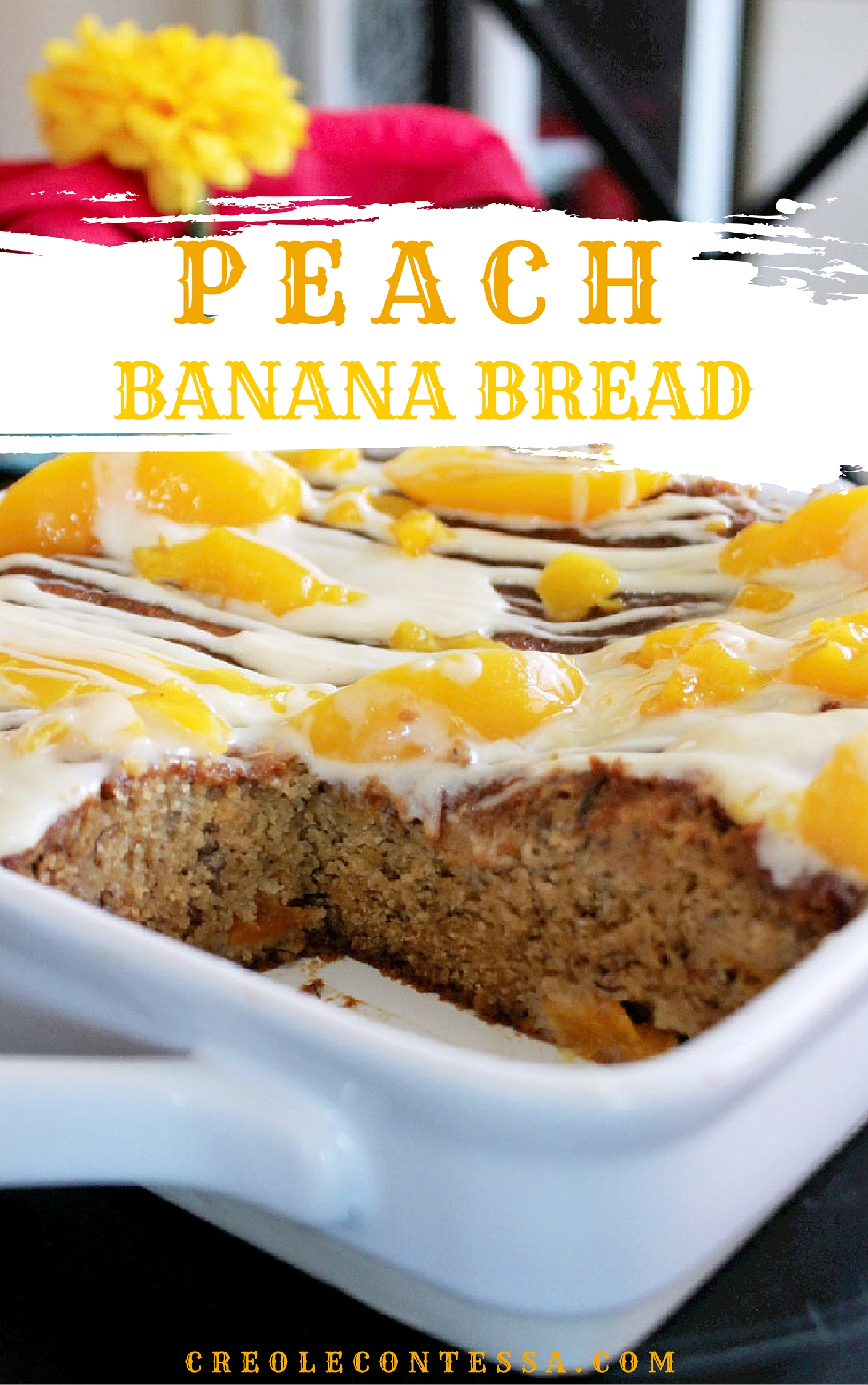 Creole Banana Cake Recipe