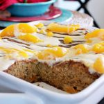 Peach Banana Bread