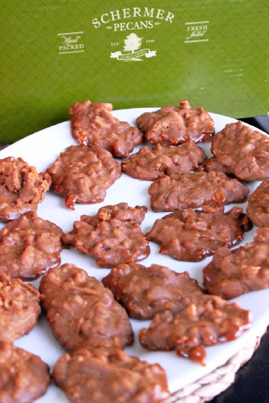 Pecan Pralines-Creole Contessa
