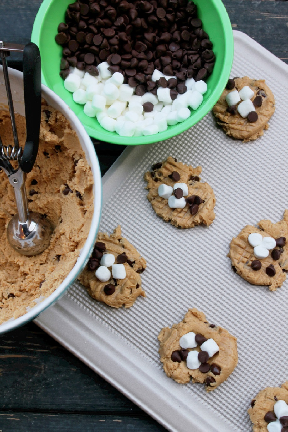 Campfire Cookies-Creole Contessa