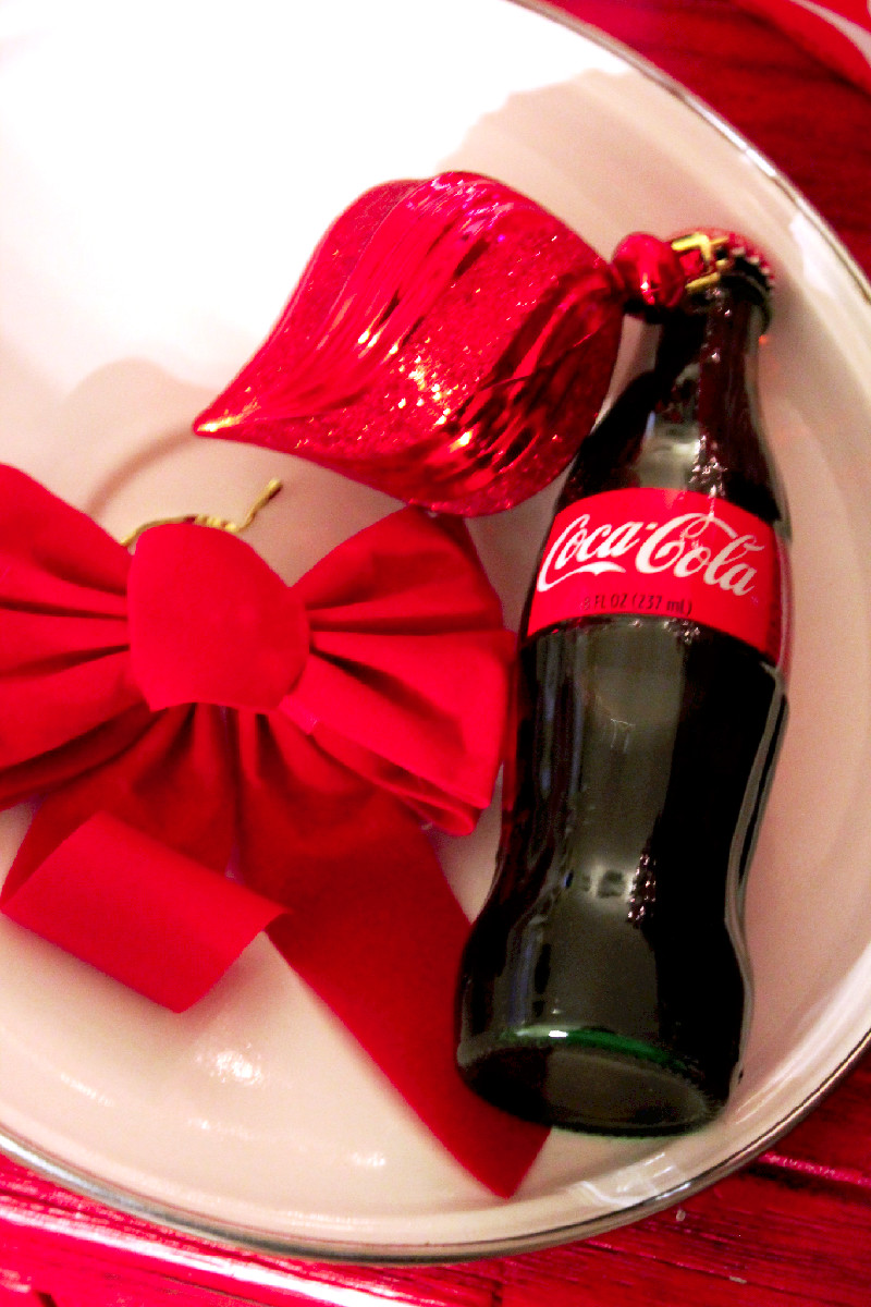 Layer on Love this Holiday Season with Coca-Cola ®-Creole Contessa