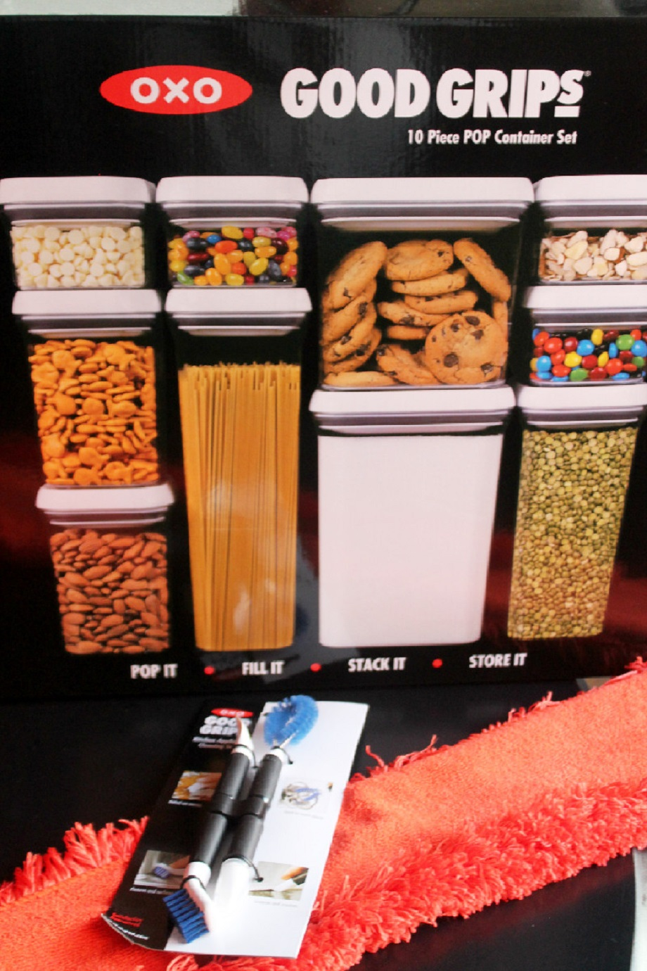 OXO Spring Cleaning & Organizing-Creole Contessa