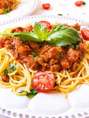 Creole Spaghetti
