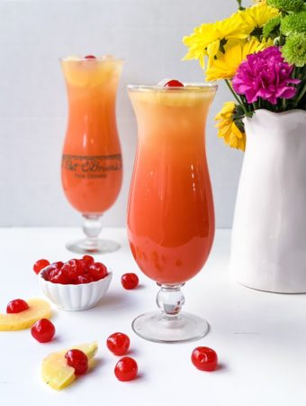 Hurricane Mocktail